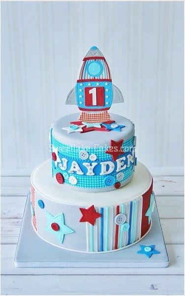 Stoer! lifestyle boys cake