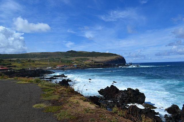 Wyspa Wielkanocna - pępek świata | Zwariowane wakacje