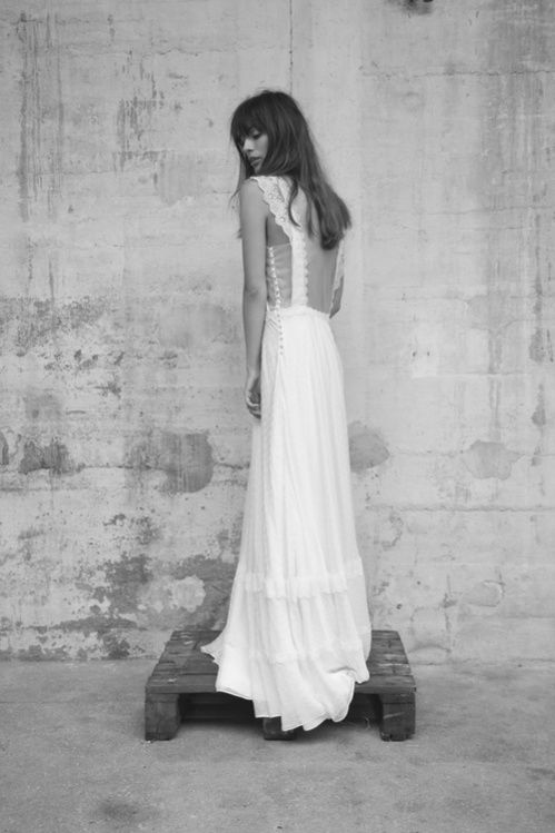 La nouvelle collection de robes de mariee Elise Hameau mariage bridal 2017 12