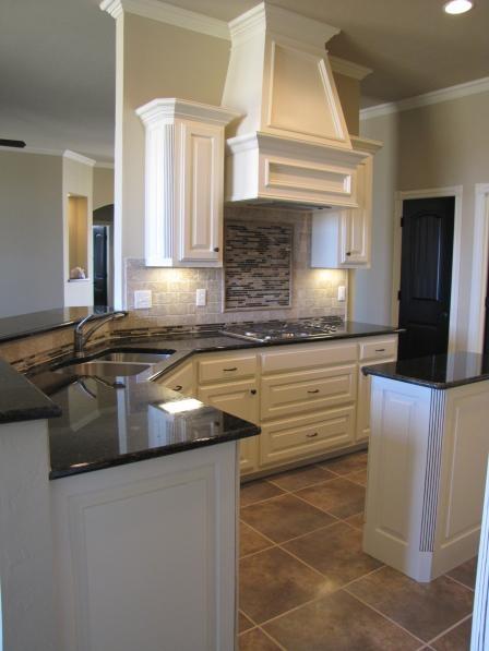 Kitchen At 3019 Tara Lane In Highland Village In Norman, Oklahoma
