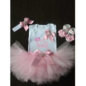 Tütü Etek Takimi Elbise Doğum Günü 1 Yaş Dişim Cíkti GittiGidiyor'da 295897895