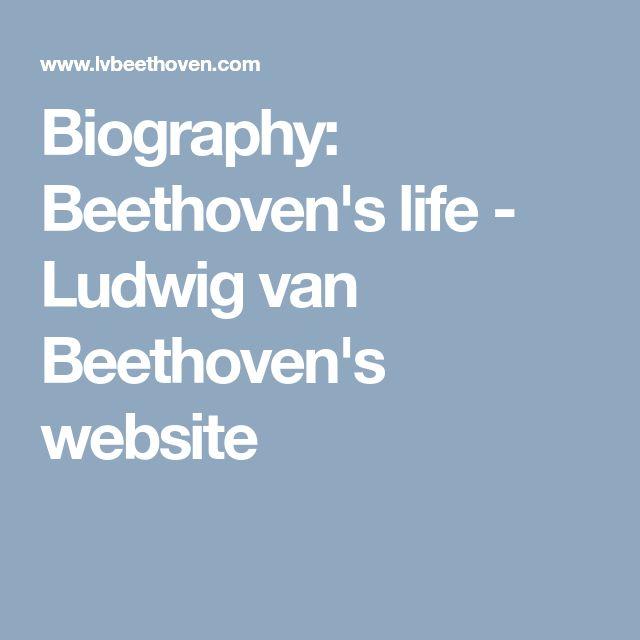 13 best audio books images on pinterest audiolivros listas de biography beethovens life ludwig van beethovens website fandeluxe Images