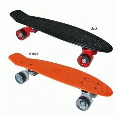 skateboard Tempish BUFFY oranžový