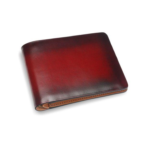 Sfumato Euro Size Wallet by Il Bussetto #sfumato #wallet #eurosize #eurosizewallet #leather #leathercraft #leathergoods #ilbussetto #mensfashion