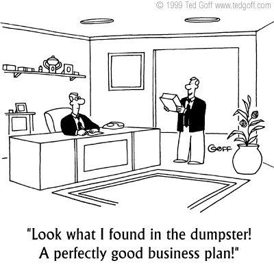 Product development business plan
