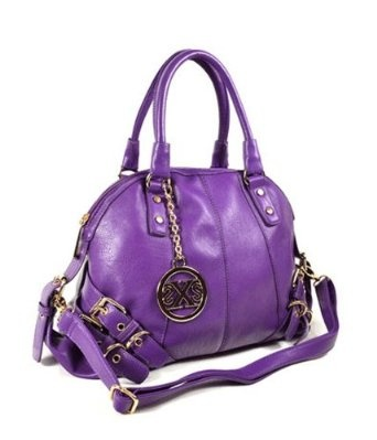 burberry purses outlet online 40rj  Belted Satchel Handbag Purple,