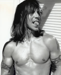 Anthony Kiedis, oh why are you such a man whore?