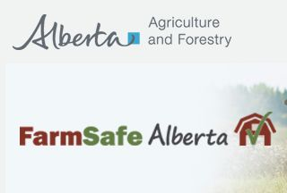 Alberta Agriculture and Forestry (AF) has developed FarmSafe Alberta - A Safety Planning Guide for Farms and Ranches to help farmers manage health and safety on the farm. FarmSafe Alberta is a system based on the Canadian Agricultural Safety Association's Canada FarmSafe Plan and was created by AF in partnership with Alberta Jobs, Skills, Training and Labour.