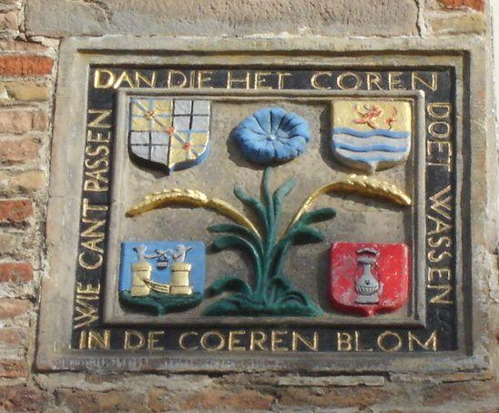 coerenblom Veere