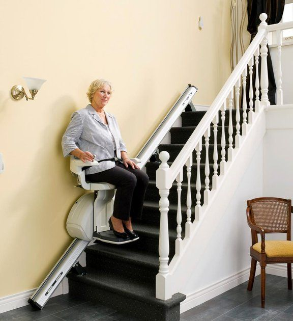 Abbey Stairlifts A Lift Designed For Old And Disabled People Chair Lift Lift Design Stair Lift