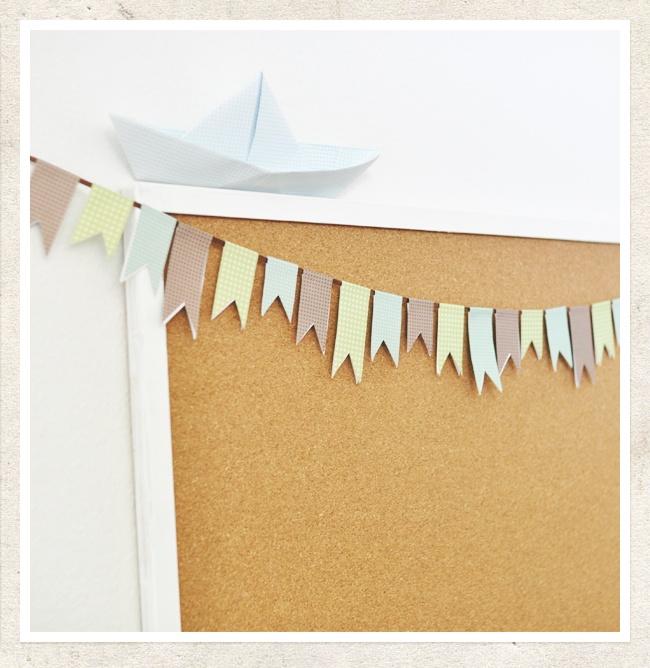 easy paper buntings