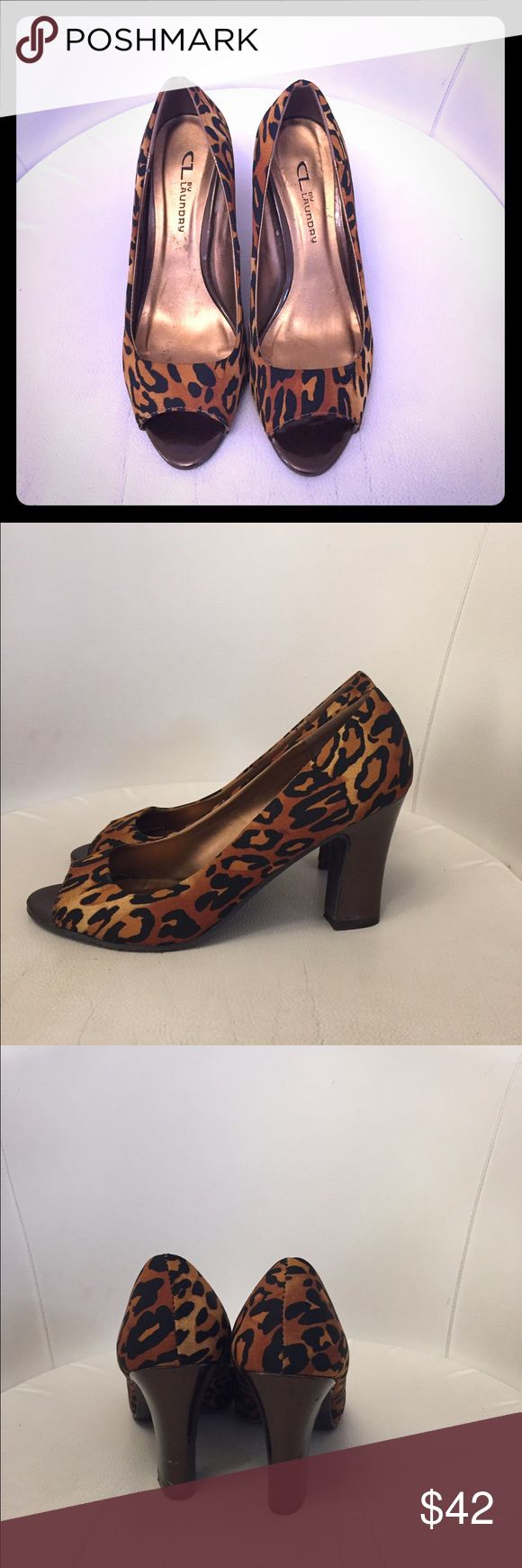 Chinese laundry leopard print heels. Chinese laundry leopard print heels. Chinese Laundry Shoes Heels