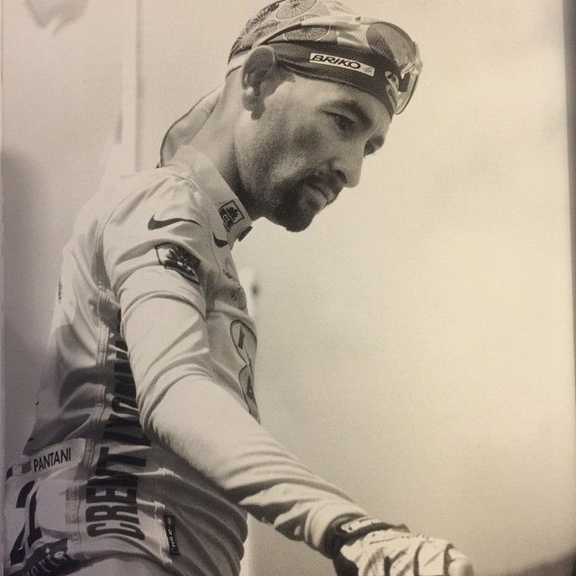 Marco Pantani italia giroditalia tourdefrance campagnolo vintage steelisreal