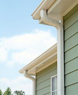 Read article on to to install gutters DIY written by actual gutter Installers.