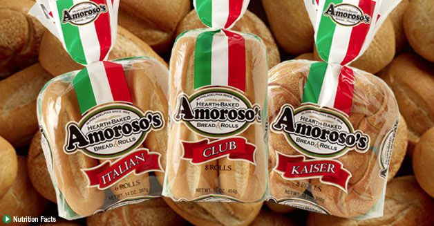 Amoroso's | Philadelphia Hearth-Baked Bread Rolls | Est. 1904 Philly cheese steak bread