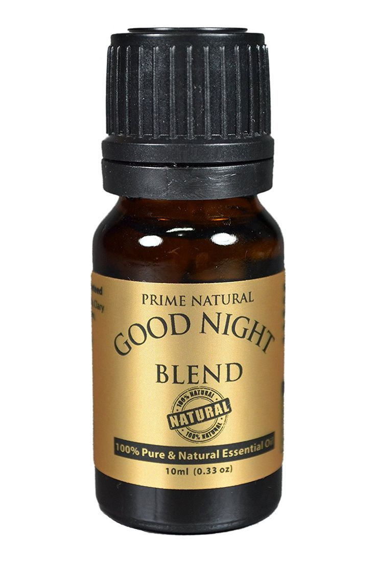 Good Night Essential Oil Blend 10ml - 100% Natural Pure Undiluted Therapeutic Grade for Aromatherapy, Scents and Diffuser - Natural Sleep Aid, Depression Stress Anxiety Relief, Relaxation, Boost Mood -- Additional details at the pin image, click it  : aromatherapy oils