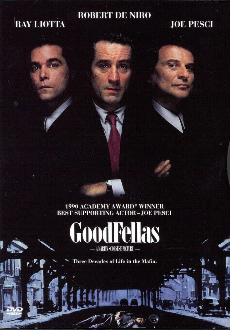 Goodfellas (1990) IMDb-8,7 RottenTomatoes-97%