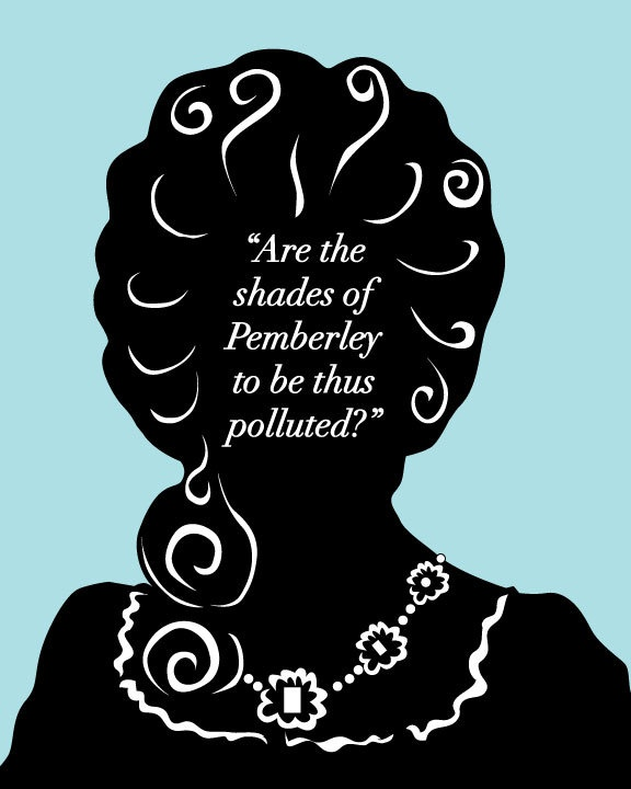 Lady catherine de bourgh quotes from book