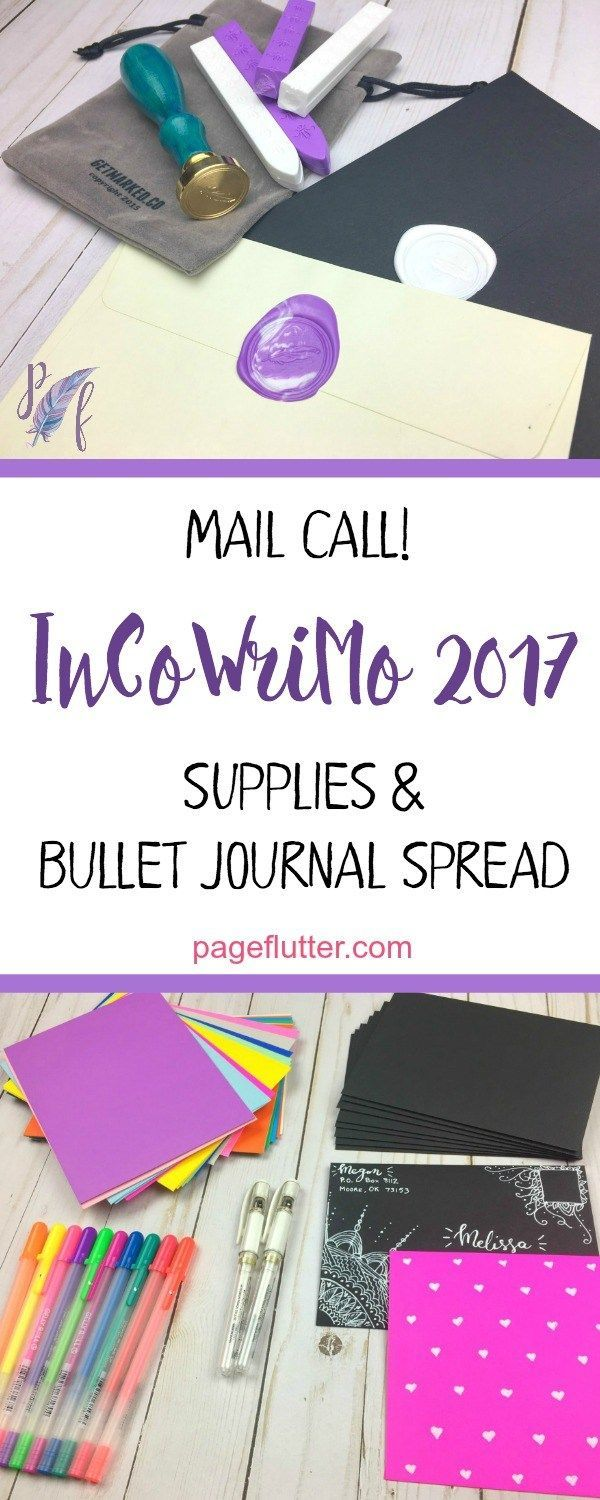 Join InCoWriMo 2017