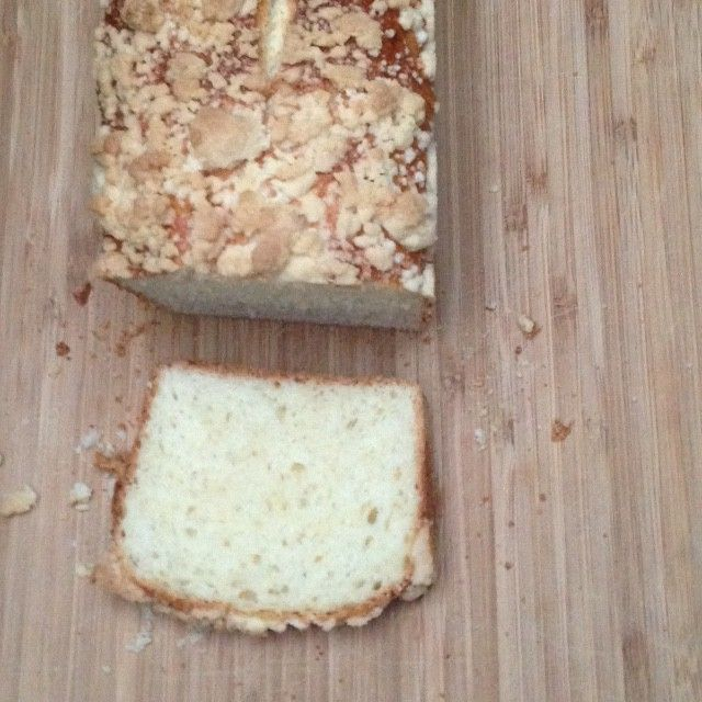 Moje Wypieki | Puszyste ciasto drożdżowe z kruszonką