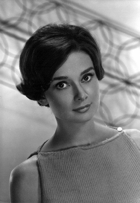 Audrey Hepburn by Clarence Sinclair Bull from 1958
