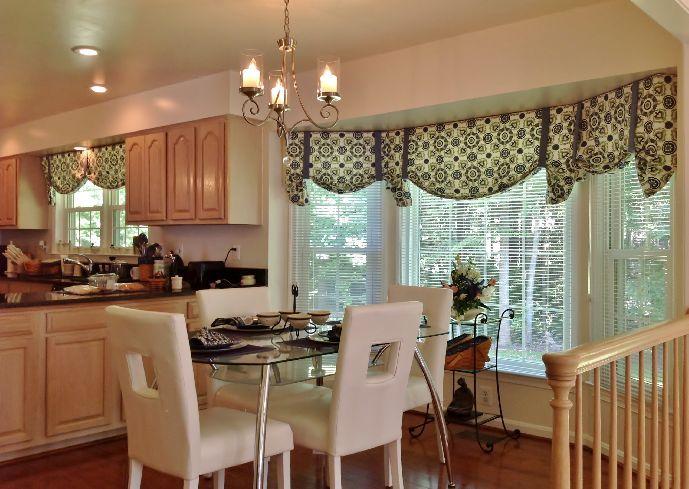 Best 25+ Kitchen window valances ideas on Pinterest ...