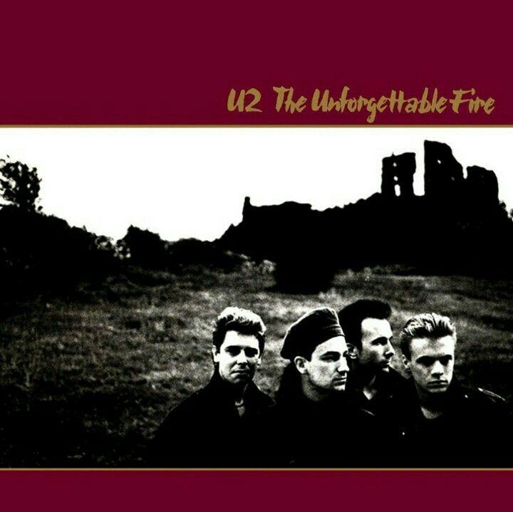 The Unforgettable Fire Bonus Edition