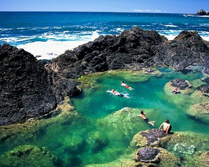"People call New Zealand ""God's Own""..Rugged coast on the North island..Really is beautiful"