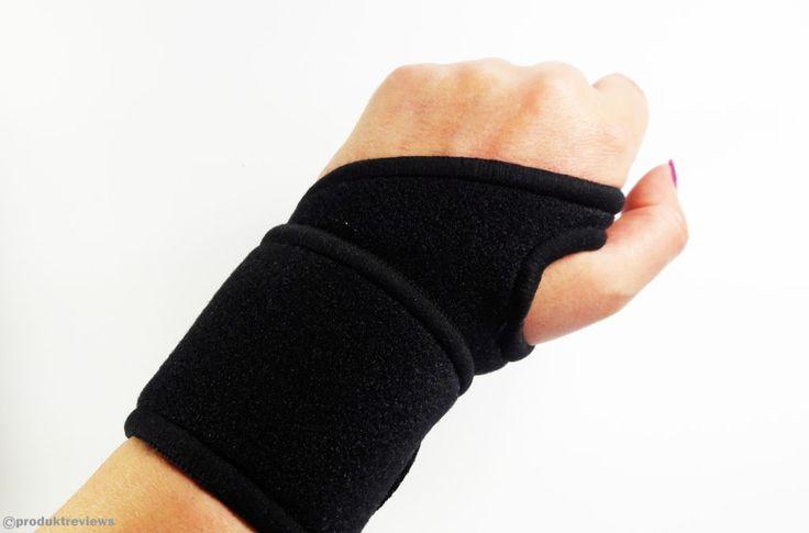 Bracoo Handgelenkbandage - Atmungsaktiv  #produkttest #produkttester #handgelenkbandage #bandage