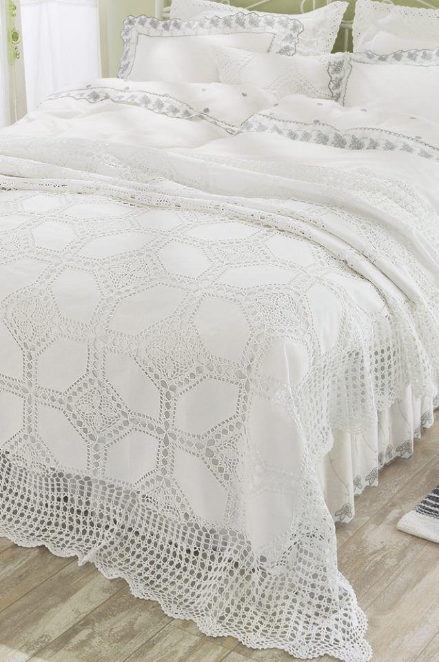 52 besten Crochet 2 Bilder auf Pinterest | Bettwäsche, Stricken und ...