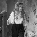 """Adrienne Shelly in Hal Hartley's short """"Opera #1""""  Beautiful big print... click on it."""