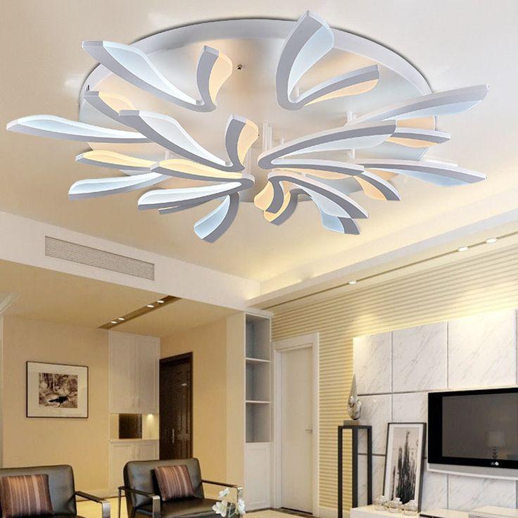 New Arrival Modern LED Ceiling Lights For Living Room Bedroom Acrylic LED  Lustres Ceiling Lamp Home Lighting Luminaire Part 50