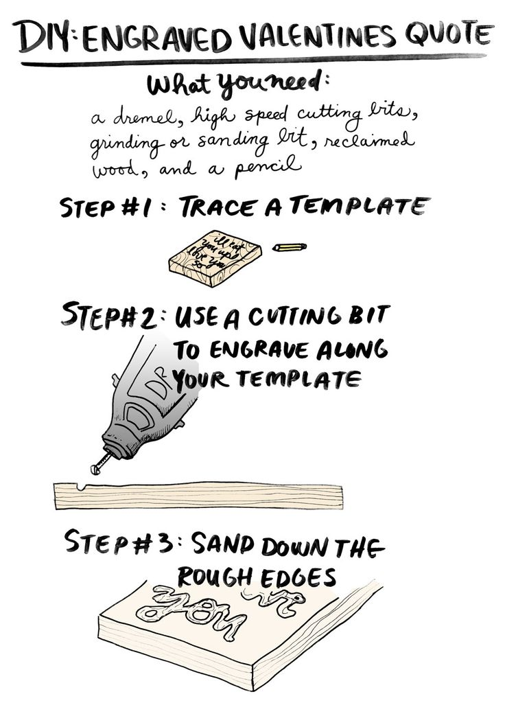how to use a dremel tool