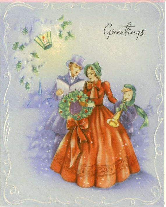 1000+ Images About Holiday: Carolers On Pinterest