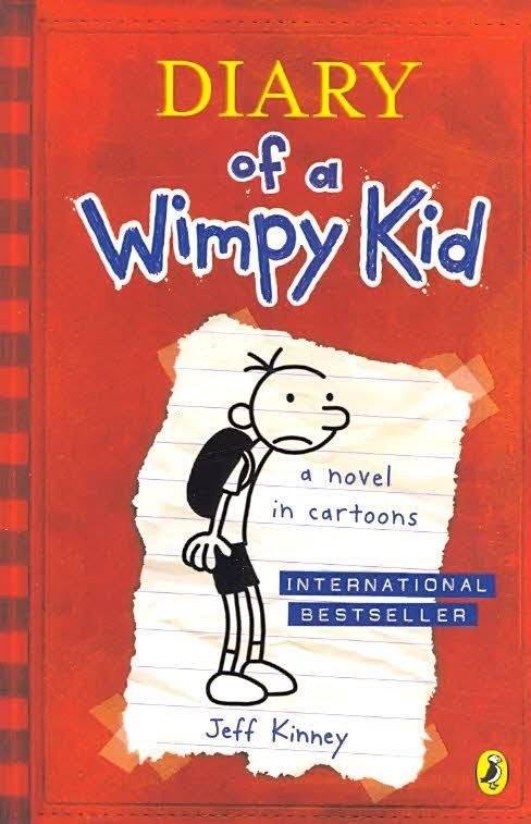Three for the Holidays Today we have three reviews for the holidays. Two new reviewers, Ruby and Finn, join our regular reviewer Sam for so ideas for holiday reads. Hope you enjoy! Diary of a Wimpy Kid by Jeff Kinney…