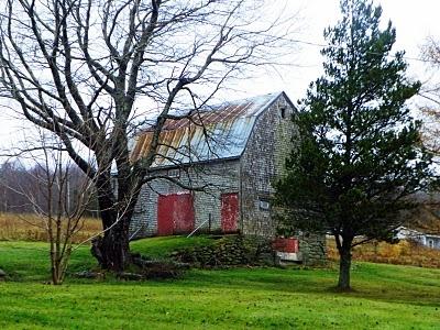 Different Shades of Gray-Old Barn-Southside Boularderie-Cape Breton Island courtesy of KrazyFella