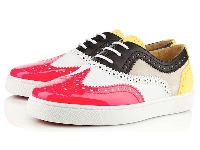 Clown Shoes for Real Men by Christian Louboutin. I only wear these on very  special