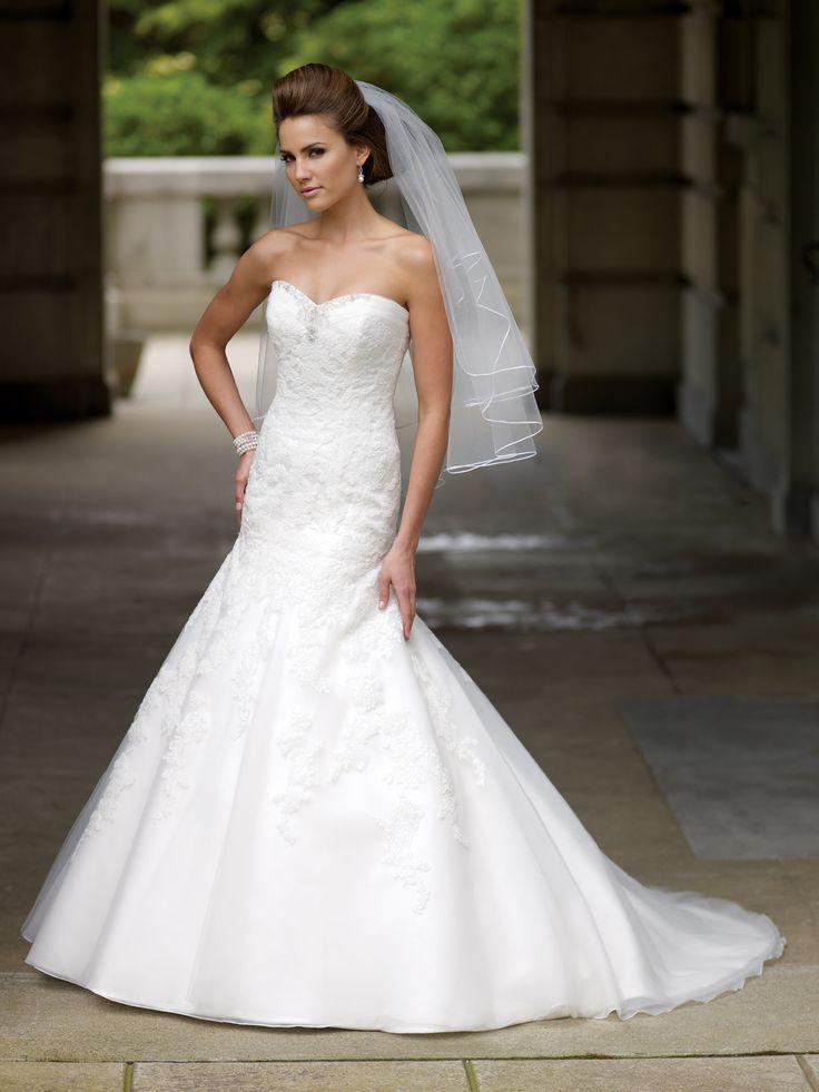 Gladys, David Tutera for Mon Cheri, Wedding Dress