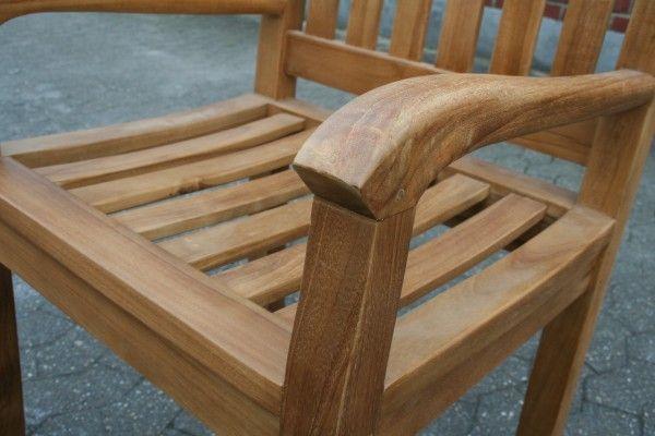 Teak Stuhl Beaufort Gartenstuhl 6er Set Teak Gartenmobel