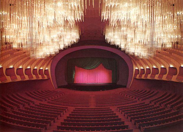Carlo Mollino Teatro regio