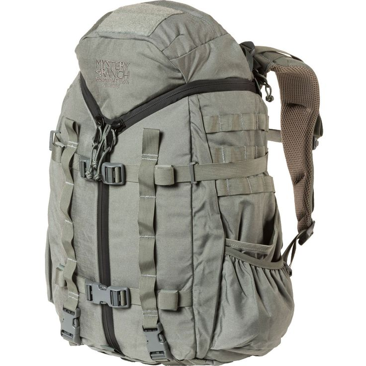3 Day Assault Pack | Mystery Ranch Backpacks. I can pack out photo gear, and clearly it also supports the logistical needs of our fighting men and women as well. These bags are made by AMERICANS in Bozeman Montana.