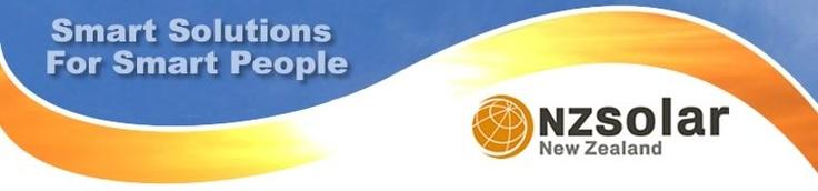 Solar energy specialists, NZ Solar