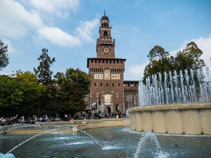 schönes Mailand