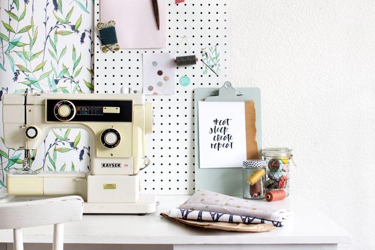 20 beste idee n over werkplek inrichten op pinterest for Kamer leuk inrichten