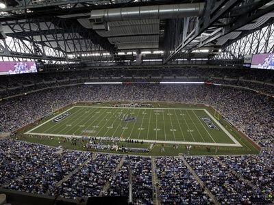 Detroit Lions - Ford Field, Detroit, MICHIGAN