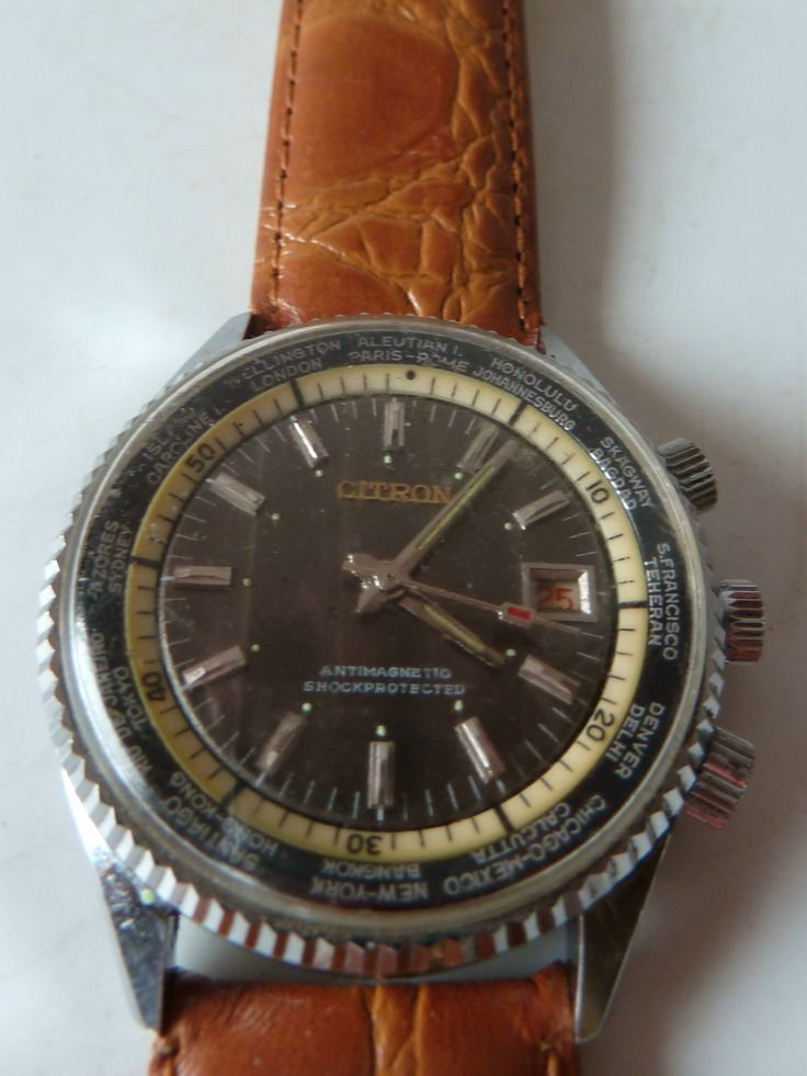 How much are Orvin wrist watches worth from the 1950s/60s ...