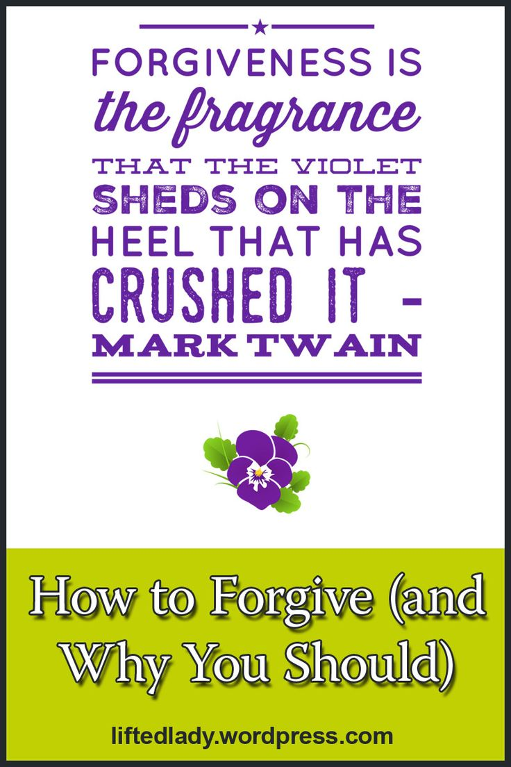 Choosing Forgiveness | Resilience | Inspirational Quotes | Mark Twain | Happy | Happiness