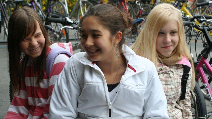 Kolmiosainen Romanina koulussa -sarja kertoo kolmesta hyvin pärjäävästä romaninuoresta, joille oma kulttuuri on voimavara ja ylpeyden aihe.