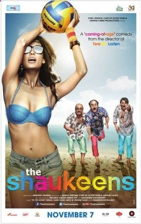 The Shaukeens First Look Poster