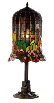 140 best tiffany glass lamps images on pinterest tiffany glass tiffany style hanging lily stained glass table lamp ebay mozeypictures Image collections